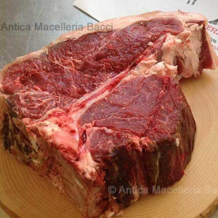 bistecca chianina certificata dal consorzio vendita on-line