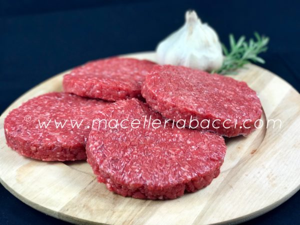 Hamburger Chianina I.G.P. 250g