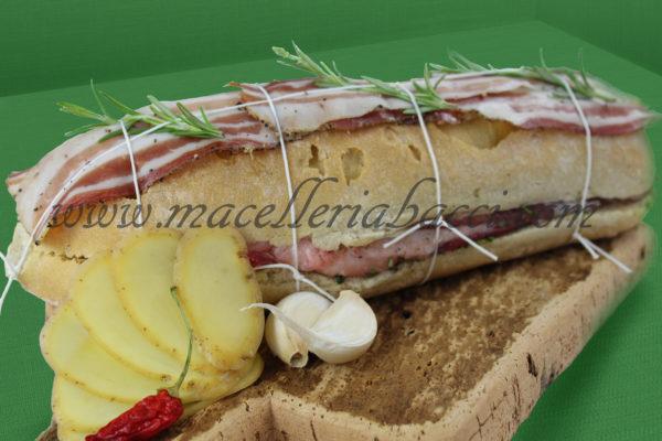 Filetto di Suino in crosta