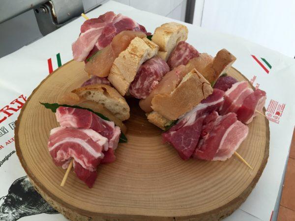 Spiedini alla Toscana