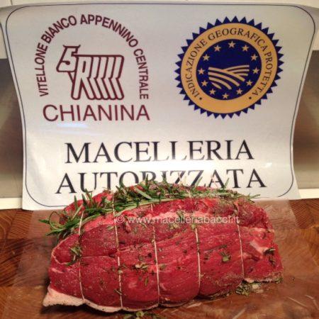 Roast-beef di Chianina I.G.P.